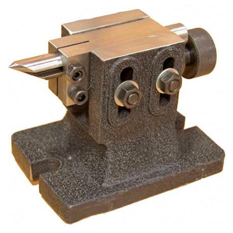 Contre-pointe pour plateau diviseur D. 150 mm - MB-HV6-RS - Métalprofi