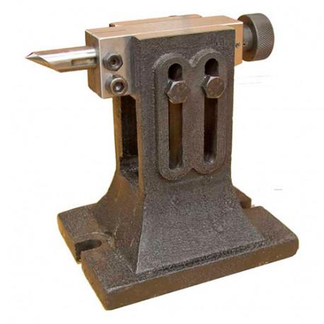 Contre-pointe pour plateau diviseur D. 200 mm - MB-HV8-RS - Métalprofi
