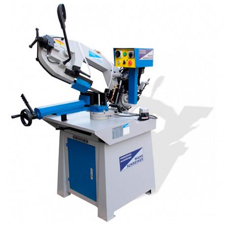Scie à ruban métal descente semi-automatique D. 170 mm 400 V 950 W - MBS210FH-TRI - Métalprofi