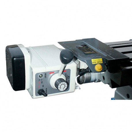 Avance automatique 230 V pour fraiseuse ZX32G et ZAY 7040H - ZX-AVA - Métalprofi