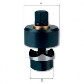 Emporte-pièce à vis tête carrée D. 17 mm - 71017 - Piher