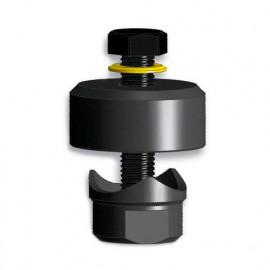 """Emporte-pièce à vis, tête hexagonale, D. 60 mm (2""""3/8) - 71560 - Piher"""