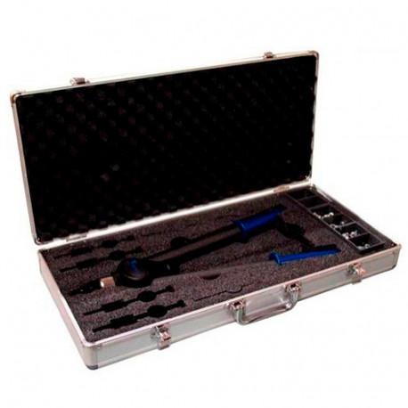 Coffret pince à sertir à levier pour écrou M4 à M10 + assortiment écrous - E-410NV-T-S - Scell-it