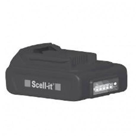 Batterie Li-Ion 20 V - 2,0 Ah pour riveteuse E-640RB(2) - E-640RB-BATT - Scell-it