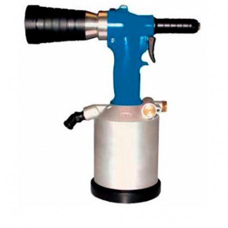 Riveteuse oléo-pneumatique pour rivet et boulon de structure D. 4.8 et 6.4 mm - RIV508 - Scell-it