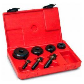 Coffret emporte-pièces à vis tête carrée D. 18-22-25-32 mm - 71002 - Piher