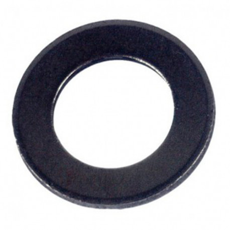 Rondelle plate étroite M8 mm Z Brut - Boite de 500 pcs - DIAMWOOD 41000801B