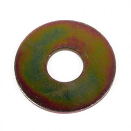 Rondelle plate extra large M16 mm LL Zinguée bichromatée - Boite de 50 pcs - fixtout 44001603B
