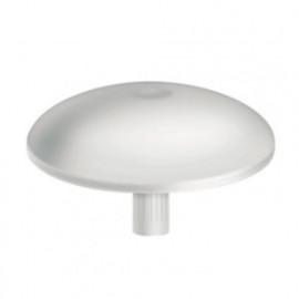 Capuchon Blanc pour vis béton T30 type 1524 - Boite de 100 pcs - fixtout CAPTX30BLC