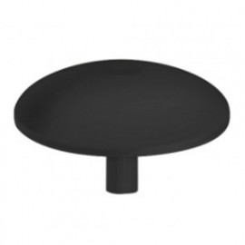 Capuchon Noir pour vis béton T30 type 1524 - Boite de 100 pcs - fixtout CAPTX30NR