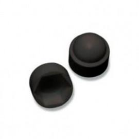 Cache-écrou clé de 13 - M8 mm Noir - Boite de 200 pcs - fixtout CEHU08NYN