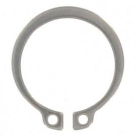 Circlips extérieur D. 12 mm INOX A2 - Boite de 100 pcs - Diamwood CIREX12A2