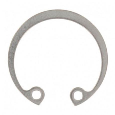 Circlips intérieur D. 15 mm INOX A2 - Boite de 100 pcs - fixtout CIRIN15A2