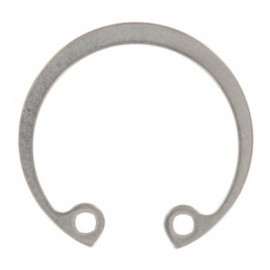 Circlips intérieur D. 16 mm INOX A2 - Boite de 100 pcs - Diamwood CIRIN16A2