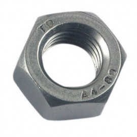 Ecrou hexagonal M3 mm INOX A4 - Boite de 200 pcs - Diamwood EHU03A4