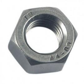 Ecrou hexagonal M10 mm INOX A4 - Boite de 100 pcs - fixtout EHU10A4