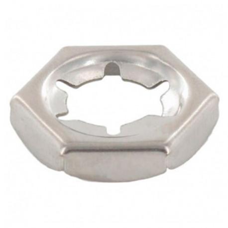 Ecrou PAL M12 mm INOX A2 - Boite de 200 pcs - DIAMWOOD EPAL12A2