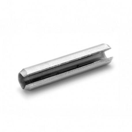 Goupille élastique épaisse D. 8 x 24 INOX A2 - Boite de 100 pcs - DIAMWOOD GEL08024A2