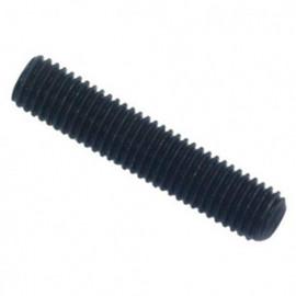 Vis sans tête 6 pans creux à bout cuvette STHC 3 x 4 mm Brut - Boite de 200 pcs - fixtout HCCU0300401B