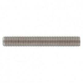 Vis sans tête 6 pans creux à bout cuvette 4 x 12 mm STHC INOX A2 - Boite de 200 pcs - fixtout HCCU04012A2