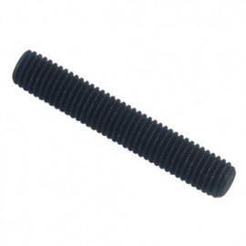 Vis sans tête 6 pans creux à bout plat STHC 8 x 35 mm Brut - Boite de 100 pcs - fixtout HCPL0803501B