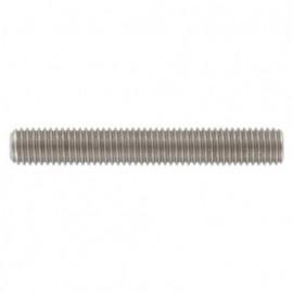 Vis sans tête 6 pans creux à bout plat 12 x 70 mm STHC INOX A2 - Boite de 50 pcs - fixtout HCPL12070A2