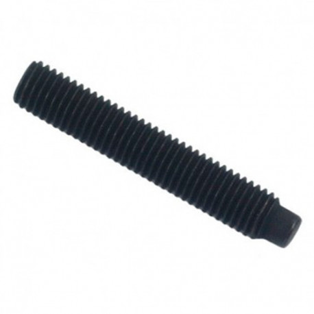 Vis sans tête 6 pans creux à bout téton STHC 8 x 40 mm Brut - Boite de 100 pcs - DIAMWOOD HCTE0804001B
