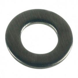 Rondelle plate moyenne M6 mm M INOX A2 - Boite de 200 pcs - fixtout RPM06A2