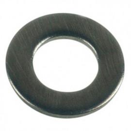 Rondelle plate moyenne M6 mm INOX A2 - Boite de 50 pcs - fixtout RPM06A2B50