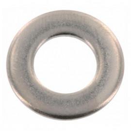 Rondelle plate étroite M4 mm Z INOX A4 - Boite de 200 pcs - fixtout RPZ03A4