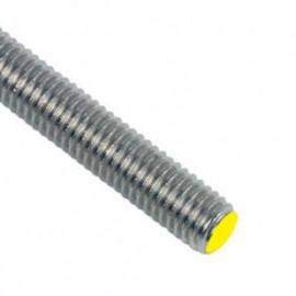 Tige filetée 1 Mètre M8 mm Zinguée - 1 pc - fixtout TF880802B
