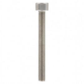 Vis métaux tête cylindrique 6 pans creux 5 x 90 mm CHC INOX A4 - Boite de 100 pcs - fixtout VCHC05090A4