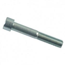 Vis métaux tête cylindrique 6 pans creux 6 x 100 mm CHC INOX A2 - Boite de 100 pcs - fixtout VCHC06100A2