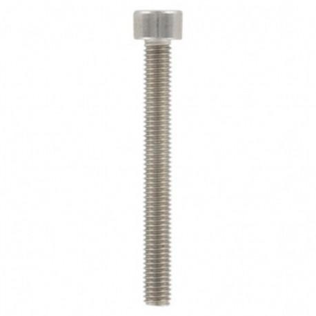 Vis métaux tête cylindrique 6 pans creux 8 x 80 mm CHC INOX A4 - Boite de 100 pcs - DIAMWOOD VCHC08080A4
