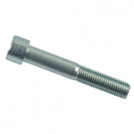 Vis métaux tête cylindrique 6 pans creux 8 x 100 mm CHC INOX A2 - Boite de 100 pcs - fixtout VCHC08100A2
