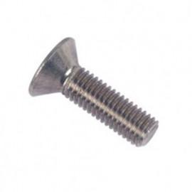 Vis métaux tête fraisée 6 pans creux 5 x 45 mm FHC INOX A2 - Boite de 200 pcs - fixtout VFHC05045A2
