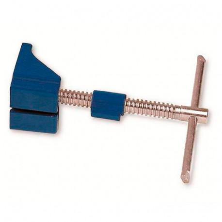 Patin avec écrou et vis serrage pour dormant type 80 - 14082 - Piher