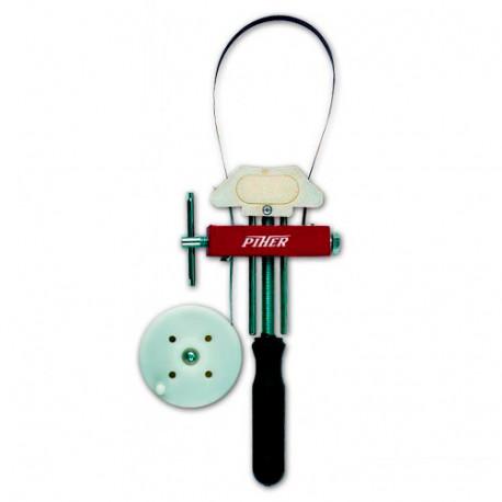 Presse à feuillard 20 mm x 6,5 m pour serrage circulaire - 24005 - Piher