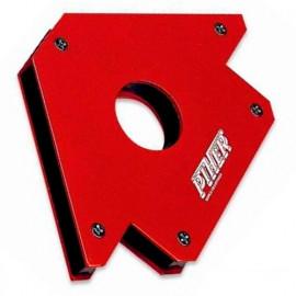 Equerre magnetique de soudage 45/90° 85 x 150 mm - 29003 - Piher