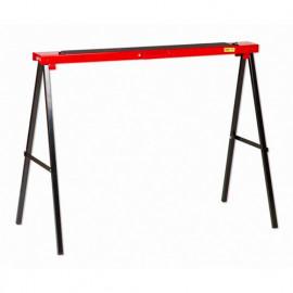 Tréteau métallique pliable hauteur 78 cm - 30031 - Piher