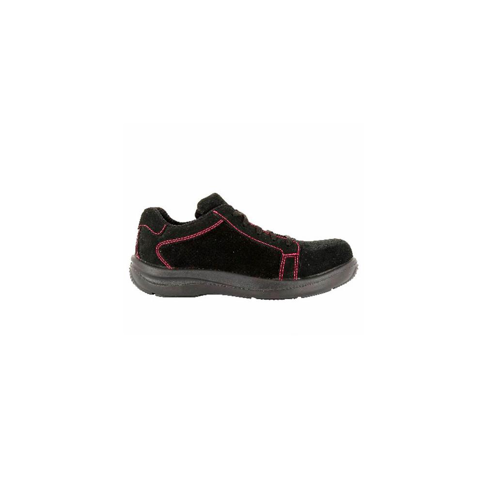 Sécurité Foxter Chaussures Femme S1p De Pink Modèle rCsBdthxQ