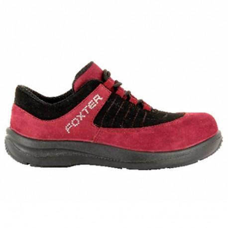 Chaussures de sécurité FEMME S1P modèle RUBY - FOXTER