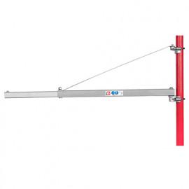 Bras de fixation 1100 mm pour palan ESZ - SA3001100 - Holzmann