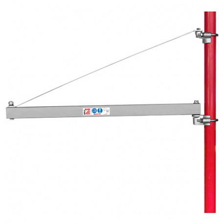 Bras de fixation 750 mm pour palan ESZ - SA600750 - Holzmann