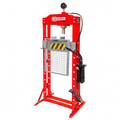Presse hydraulique d'atelier 20 Tonnes - WP20PLUS - Holzmann