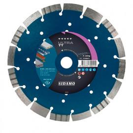 Disque diamant ULTRA TT D. 230 x 22,23 x H 13 mm Mixte - 11130011 - Sidamo