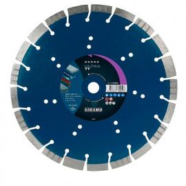 Disque diamant ULTRA TT D. 300 x 25,4 x H 13 mm Mixte - 11130060 - Sidamo