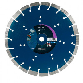 Disque diamant ULTRA TT D. 350 x 25,4 x H 13 mm Mixte - 11130061 - Sidamo