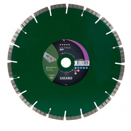 Disque diamant ULTRA BF D. 450 x 25,4 x H 10 mm Béton frais - 11130098 - Sidamo