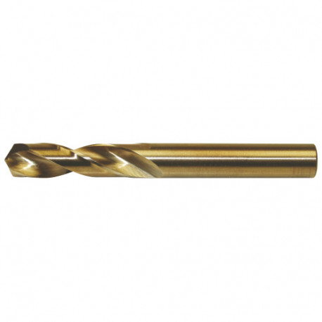 5 forets à métaux Pro série courte DIN 1897 HSS M35 5% Cobalt D. 9.5 x Lu. 40 x LT. 84 mm - AQ900950 - Labor